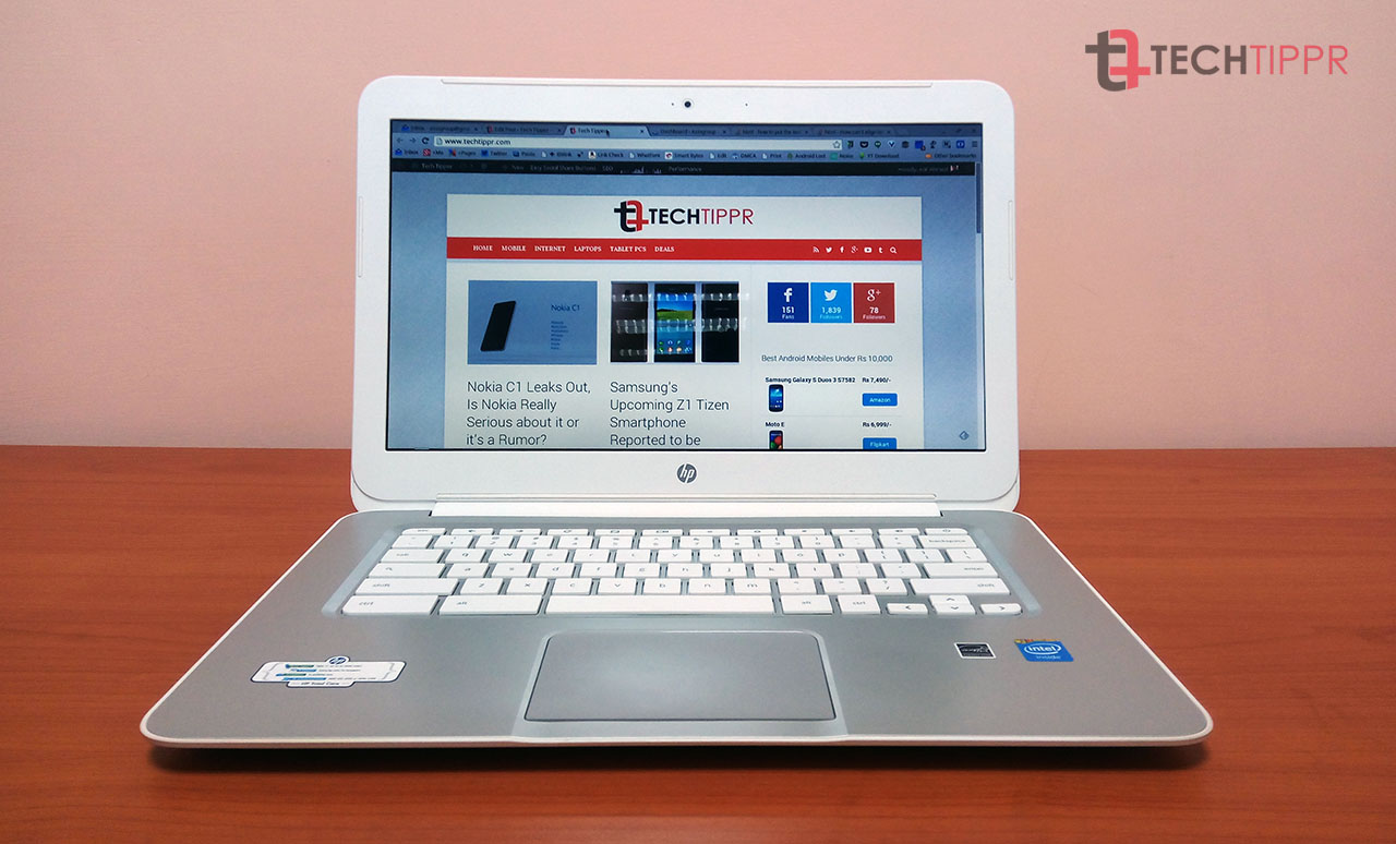 HP Chromebook 14 Review, It's the Best Chromebook for