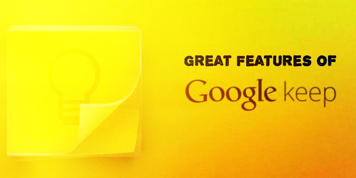 Google_Keep_Features