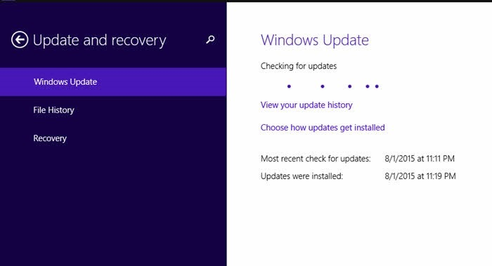 Windows 10 Upgrade Notification