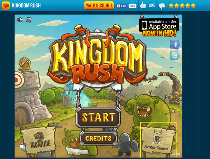 KingdomeRush_BrowserGame