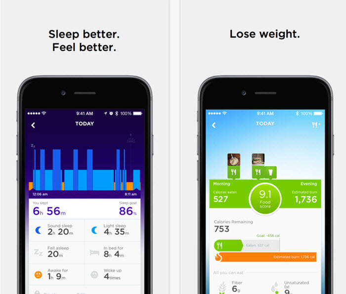 weight tracking apps