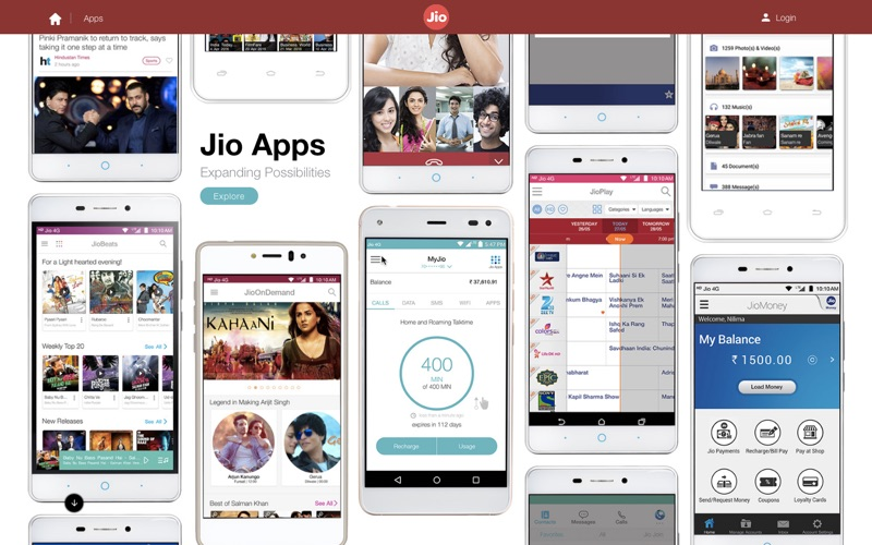 Reliance Jio Apps - Techtippr