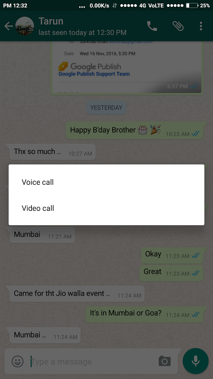 WhatsApp Video Calling Feature, How to get it on any phone, and some