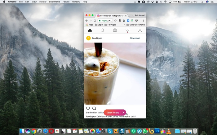 How to Directly Post Photos to Instagram from PC