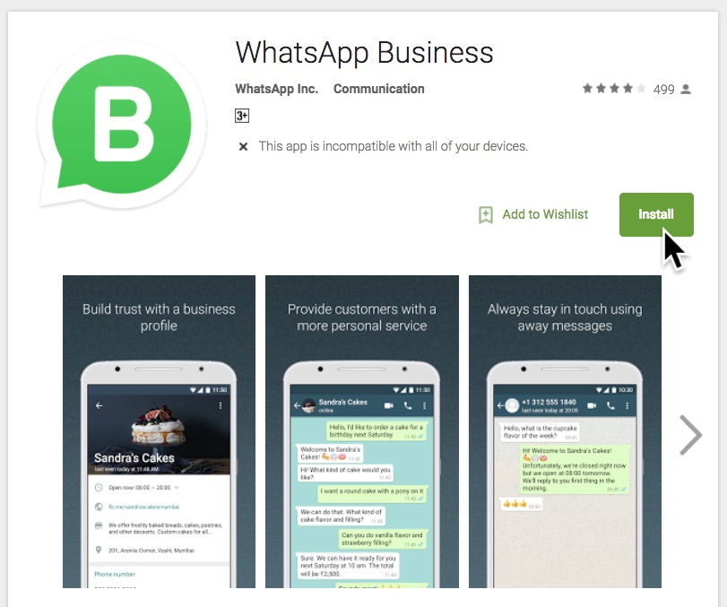 WhatsApp Rolls Out WhatsApp for Business, Use WhatsApp on Landlines