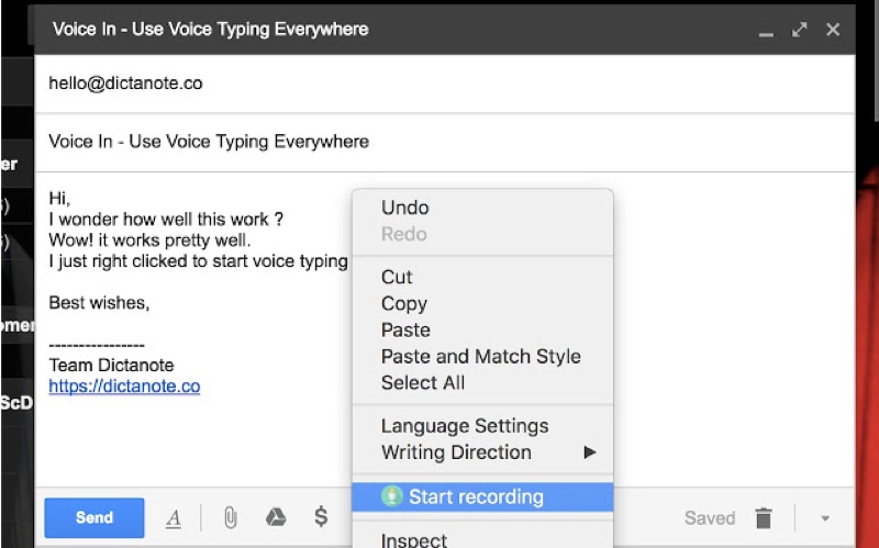 6 Speech to Text (Voice Typing) Chrome Extensions for
