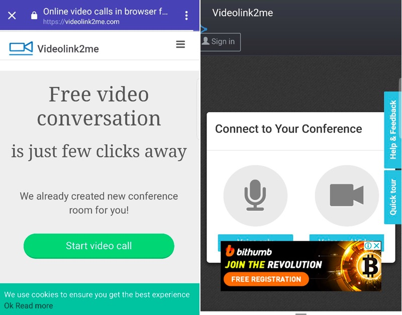 Web Based Video Calling in WhatsApp - Techtippr