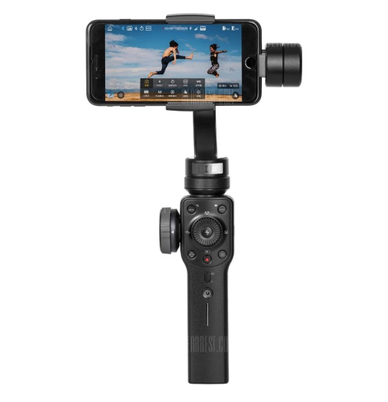 The newly launched Zhiyun Smooth 4 Product image