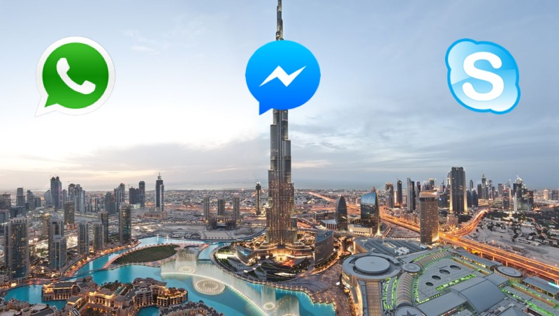 How to Make Unlimited Video or Voice Calls to or from Dubai (UAE)