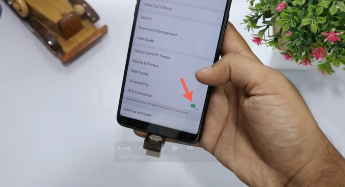How to Enable OTG Support in Oppo RealMe 1 & Other Oppo Mobiles
