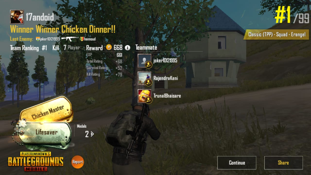 Download PUBG Mobile Lite Game for Your Under Powered Mobile