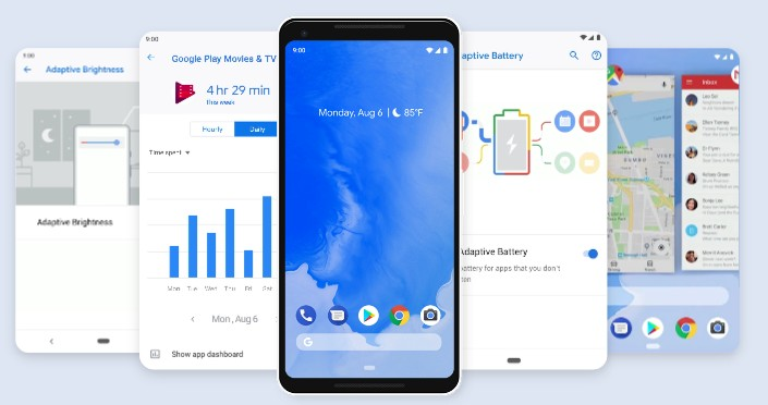 Check Out Thee 9 Best Features in Android 9 Pie