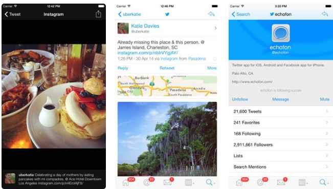 6 Best Twitter apps for iPhone (Free & Paid)
