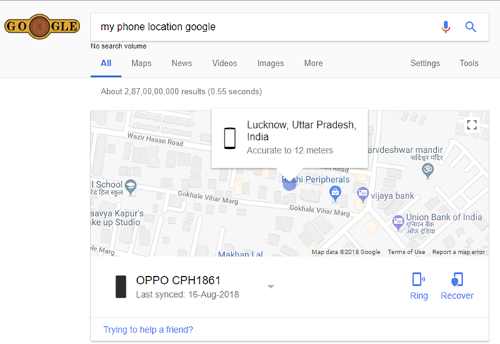 How to Track Your Lost Android Mobile using Google Find My Device