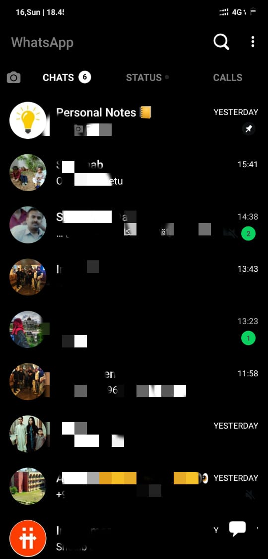 How to Enable the Dark Mode in WhatsApp on Android
