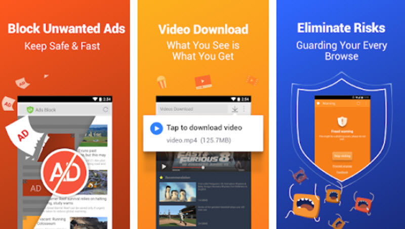 CM Browser for Android