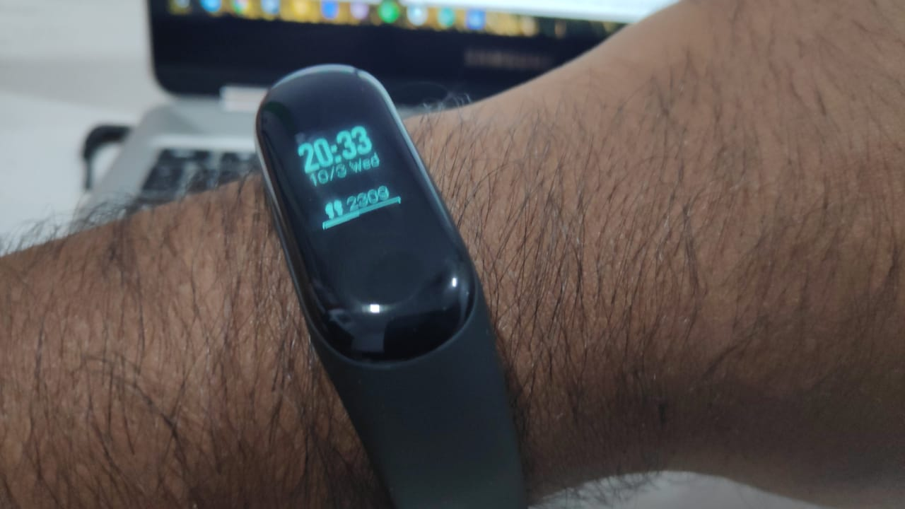 XIoami Mi Band 3 Review: More than Just a Fitness Band