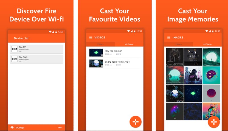 How to Cast Media Files from Your Smartphone to Amazon Fire TV