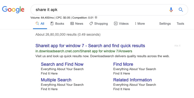 Google Search Page Looking Different on PC or Mac? You May